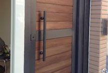 dveře - vCHODy - deSIGN