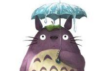 Totoro / My neighbour Totoro