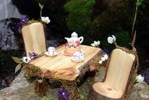 Fairy Size Slabs & Furniture