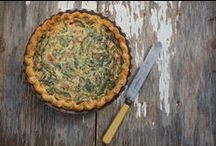 Tiny Pies- Savory Pies / Pies aren't just sweet anymore!  Join us in celebrating our favorite pastry at any meal.  Just imagine telling your kids that you're having PIE for dinner...  / by Tiny Pies