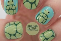 Nails / by Rachel Mitchell