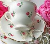 Cup of tea  or coffe?? / All the lovelt things with  a cup of Tea or coffe I love both