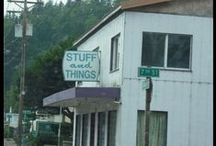 Stuff and things / What's this board about? ... EVERYTHING