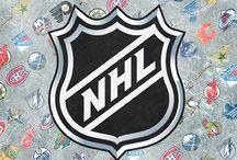 NHL goalies hockey / by Mitch Kelly