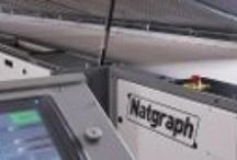 Manufacturing Capabilities / A selection of images of the Fascia Graphics® production facilities.