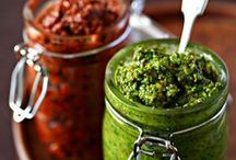 Savory | sauces and dips