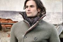 Lost In Albion Art CHESTER / Lost In Albion Art CHESTER Wool Peacoat