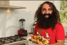 In the kitchen with Costa / At home with Gardening Australia host Costa Georgiadis.