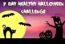 Healthy Halloween Challenge / Recipes, tips and resources for the Healthy Halloween Week challenge group at Weigh to Maintain.  If you're a challenge group member and would like to pin to the board, just email me a request at weightomaintain@gmail.com.