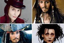 Johnny Depp / Een lekkere acteur ...