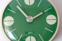 Clocks....
