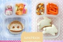 Lunch Boxes / Healthy ideas for kid's lunch boxes
