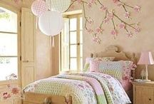 Kids Decor / Ideas for decorating your kids bedroom