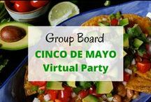 Cinco de Mayo Virtual Party! / We're having a Facebook Cinco de Mayo Virtual Party!  All about how to celebrate without blowing your diet, and how to incorporate fun movement into your day.
