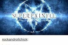 Supernatural / Idjits