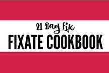 FIXATE 21 Day Fix Cookbook Recipes / 101 recipes from Autumn Calabrese's new cookbook, Fixate, will be reviewed here, but my super amazing customers.