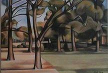My Landscape painting / Tájképek
