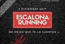 """""""ESCALONA RUNNING"""" / La Concejalía de Deportes del Ayuntamiento de Escalona (Toledo), con la colaboración del Club Deportivo TRAINERWEB ZONE, organiza la III Ed. """"Escalona Running"""", el domingo 3 de diciembre de 2017 a partir de las 10:30 horas. El precio de la inscripción es de 8€ solo para las categorías Juveniles, Sénior y Veteranos. El resto de las categorías gratuita. Tu inscripción en www.evedeport.es y www.escalonarunning.es"""