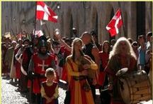 medieval festival Rhodes island