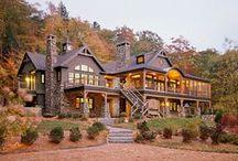 beautiful houses - exterior design