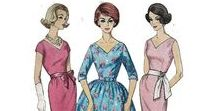 5: 1957-1967 / This is the fifth section of CLASSIC STYLE OF WOMEN'S CLOTHING (1924-1967).