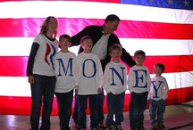 Mitt Romney: On the trail! / Mitt Romney's campaign trail to the White House / by Twit Mitt Romney