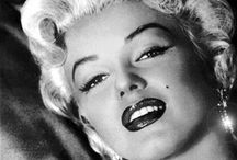 """Marilyn Monroe / """"Hollywood Is A Place Where They'll Pay You A Thousand Dollars For A Kiss And Fifty Cents For Your Soul. I Know, Because I Turned Down The First Offer Often Enough And Held Out For The Fifty Cents."""" ..Marilyn Monroe / by Coco S."""