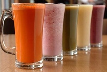 Juices & Smoothies / Drink your greens and get that phytonutrient glow that comes with radiant health!