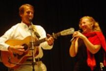 Silver Trout Arts / Susana and Timmy Abell present concerts at schools and festivals throughout the southeastern US...  more at silvertrout.org