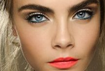 Makeup We Love / Beautiful looks, how to's, and more from our faves on pinterest!