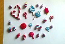 Fimo, my creations / Just my creations :)  (only handmade, I do not use moulds!)