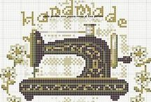 cross stitch - sew tools