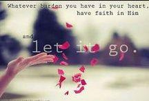 Loslaten / To let go