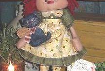 Куклы. / О КУКЛАХ .