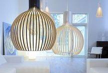 Light Art. Lamp