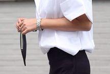 Black & White Fashion / Clothes