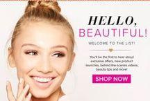 Makeup e-mail design