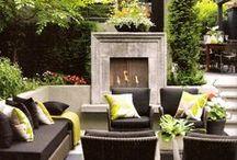 Design | Outdoor Living Space | SEEK Real Estate / SEEK Real Estate Outdoor Living Space Pins