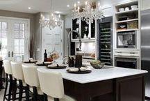 Design | Kitchen | SEEK Real Estate / SEEK Real Estate kitchen design pins.