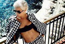 Carolyn Murphy / Vogue Model