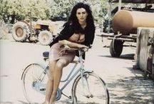 bike style, stars & fashion / bike fashion, rowerowy szyk