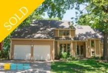 Kansas City Homes | Sold / SOLD by Michael Pierce Company with ReeceNichols Real Estate 913.266.5663