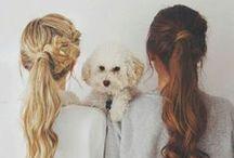 Long Hair / Hair tutorials, inspirations & tips !