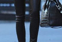 Leather / Pants