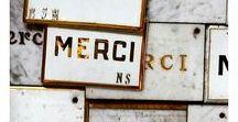 Everything French / Merci..