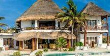 Cape Dutch + Thatch / Love dutch & thatch traditional homes