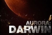 Aurora: Darwin (Aurora #1) / Book 1 of the Aurora Series, published by Momentum Books. Available from your preferred book retailer #SpaceOpera