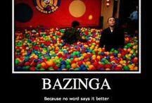 Big Bang Bazingas
