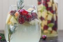 Holiday Drinks / Delicious drink recipes for your holiday party