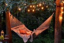 Summer Nights / Extend your evenings with outdoor LED lighting
